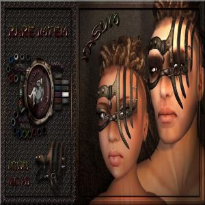 FACEMASK COVER rare item
