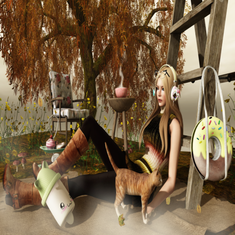 Candy Fair Dress Brownie OrsiniRed Gift