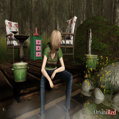 OrsiniRed Boho Hoody Shirt Group Gift